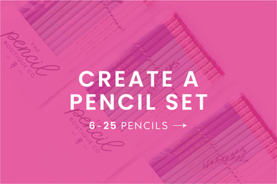 Create a Custom Pencil Set