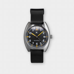 'Altitude' Pilot's Watch (36mm) | Seal Black