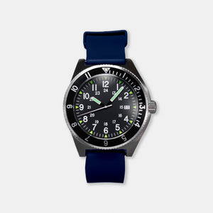 'Tempest' Navigator Watch (40mm) | Deep Night