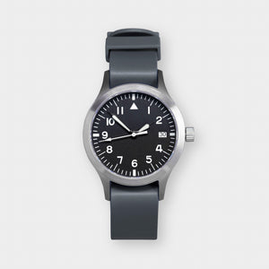 'Terrain' Cat.1 Field Watch (38mm) | Storm Grey