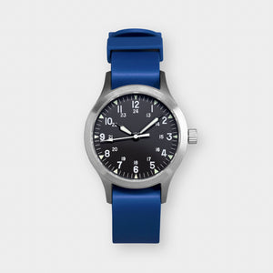 'Terrain' Cat.2 Field Watch (38mm) | Blue Stack