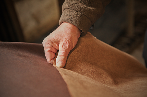 Behind the Scenes 12 - CHARLES F STEAD - Working with a World Renowned Tannery