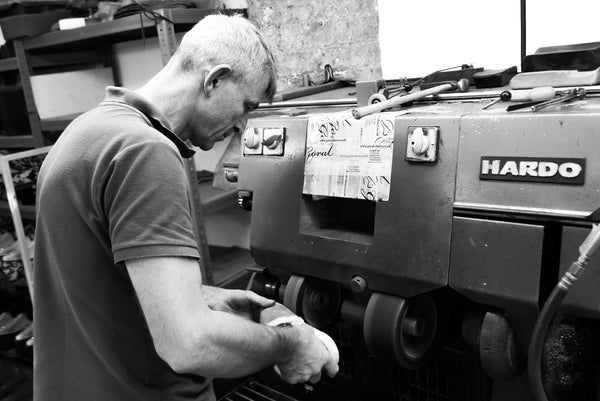 Meet The Makers: Leszek, Production Manager