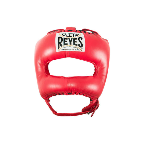 Cleto Reyes Traditional Headgear with Nylon Face Bar