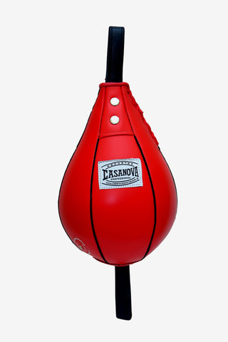 Casanova Boxing® Double End Teardrop Speed Bag - Red