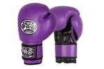 Pro Boxing® Youth Gloves -  Purple/Black