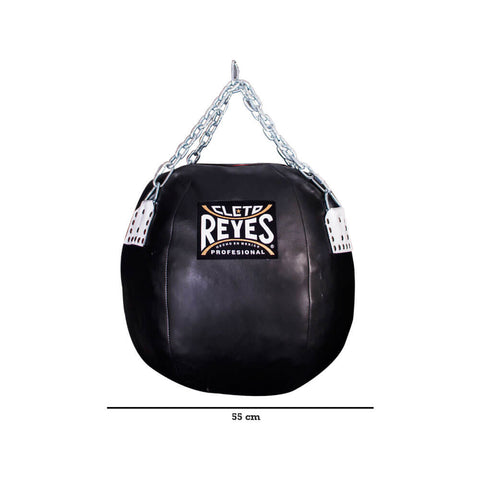 Cleto Reyes Body Snatcher Round Bag