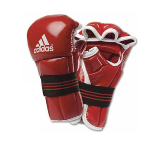 Adidas Cobra Punch Sparring Gloves - Red