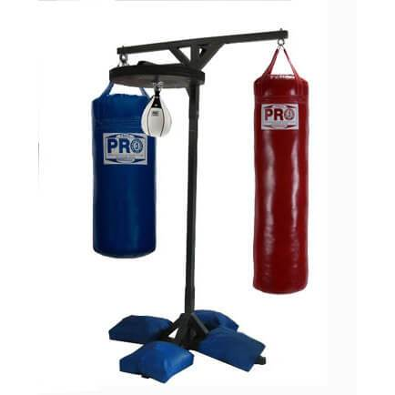 Pro Boxing® Deluxe Triple Station Combo