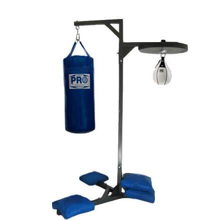 Pro Boxing® Heavy Bag & Speed Bag Combo