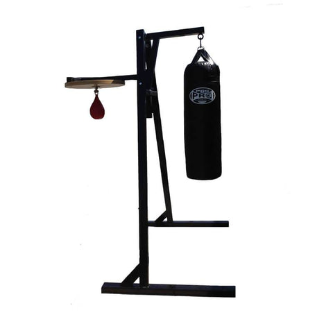 Deluxe Bag & Speed Bag Combo
