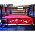 Daily Rental - Pro Boxing Elevated Ring with Skirt