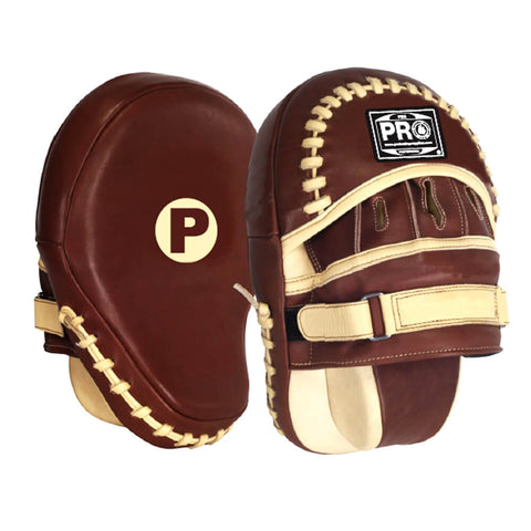 Pro Boxing® Ultimate Leather Focus Mitts