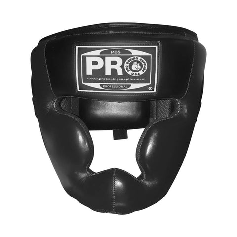 Pro Boxing® Headgear with Chin Protection