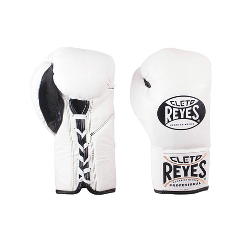 Cleto Reyes Official Fight Gloves - White