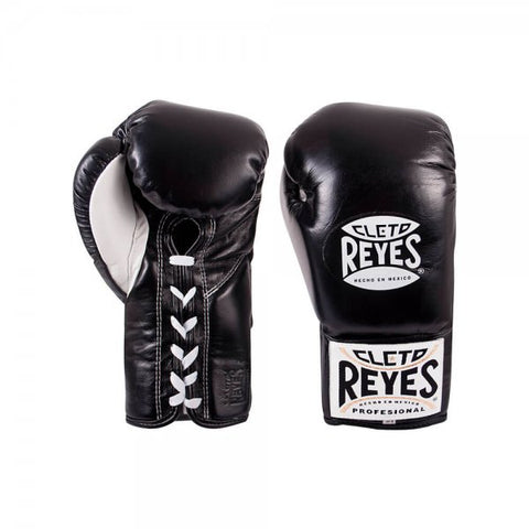 Cleto Reyes Official Fight Gloves - Black