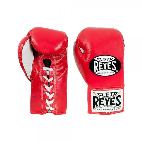 Cleto Reyes Official Fight Gloves - Red
