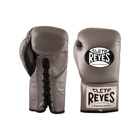 Cleto Reyes Official Fight Gloves - Platinum