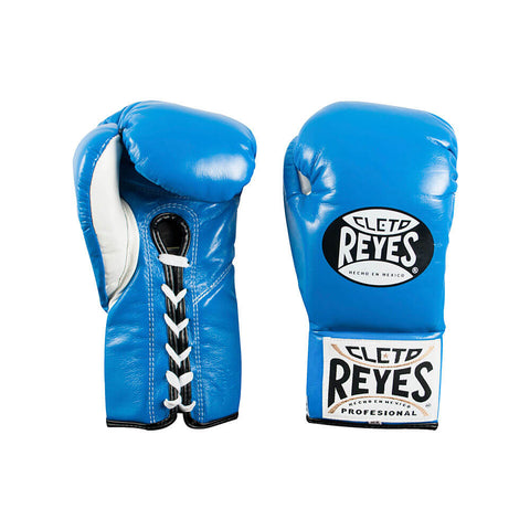 Cleto Reyes Official Fight Gloves - Blue