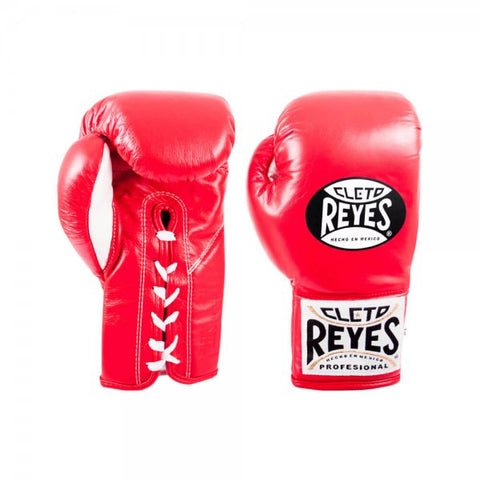 Cleto Reyes Safetec Pro Gloves - Red
