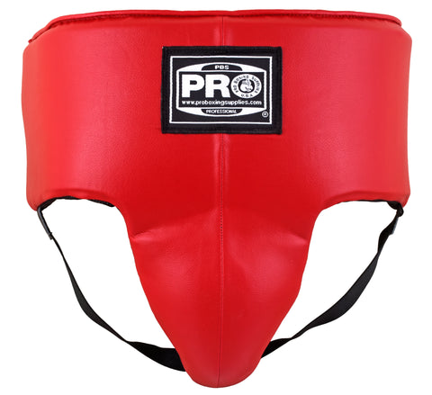 Pro Boxing® Groin/Kidney Foul Protector - Red