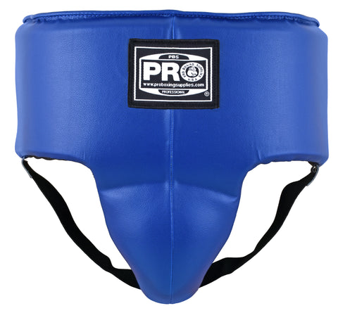 Pro Boxing® Groin/Kidney Foul Protector - Blue