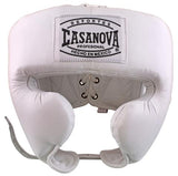Original Casanova Boxing® Headgear W/ Cheek Guards