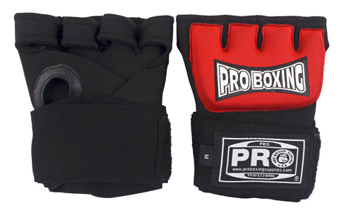 Pro Boxing® Gel Wrap - Red
