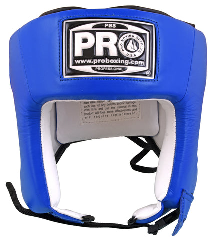 Pro Boxing® Competition Headgear - Open Face