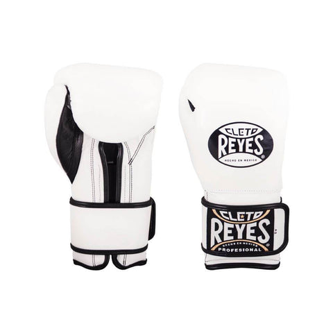 Cleto Reyes Training Gloves - WHITE