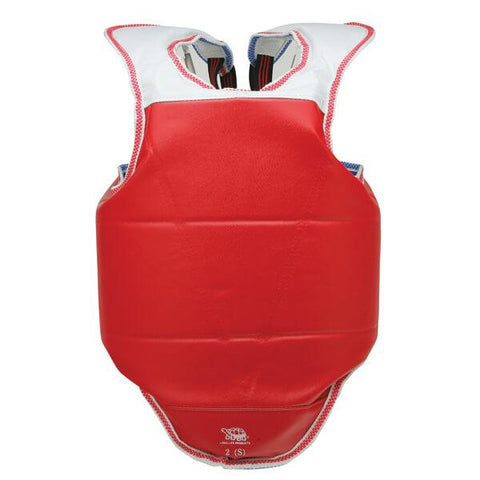 Reversible TKD Chestguard