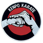Hand Over Fist Kenpo Karate Patch