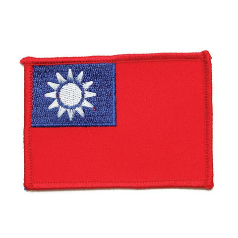 Republic of China Flag Patch