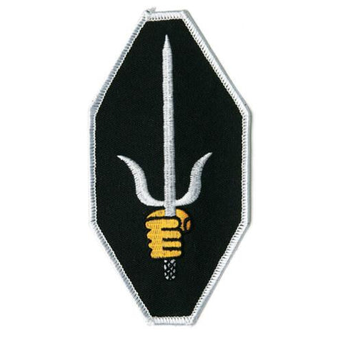 Silver Sword Patch