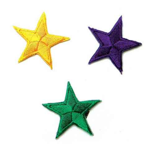 "1"" Star Patch"