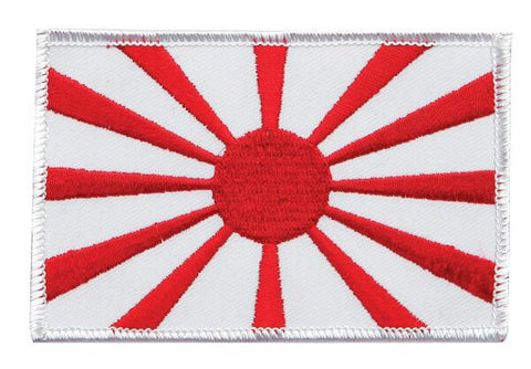 Imperial Japanese Flag Patch