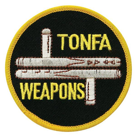 Tonfa Weapons Patch