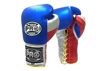 Pro Boxing® Mexican-style Lace-up Boxing Gloves