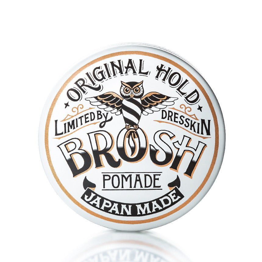 BROSH POMADE Limited by DRESSKIN