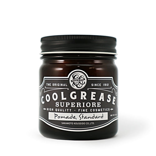 POMADE STANDARD/COOL GREASE SUPERIORE(POMADE)