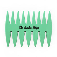 Load image into Gallery viewer, BARBA ORIGINAL MESH COMB MINT/THE BARBA TOKYO(COMB)