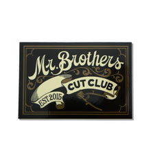 Load image into Gallery viewer, MR.BROTHERS STICKER SET/MR.BROTHERS CUT CLUB(STICKER)