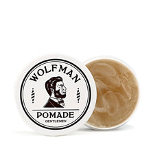 Load image into Gallery viewer, WOLFMAN POMADE/WOLFMAN BARBERSHOP(POMADE)