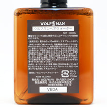Load image into Gallery viewer, WOLFMAN HAIR WATER_R/WOLFMAN BARBERSHOP(HAIR WATER)