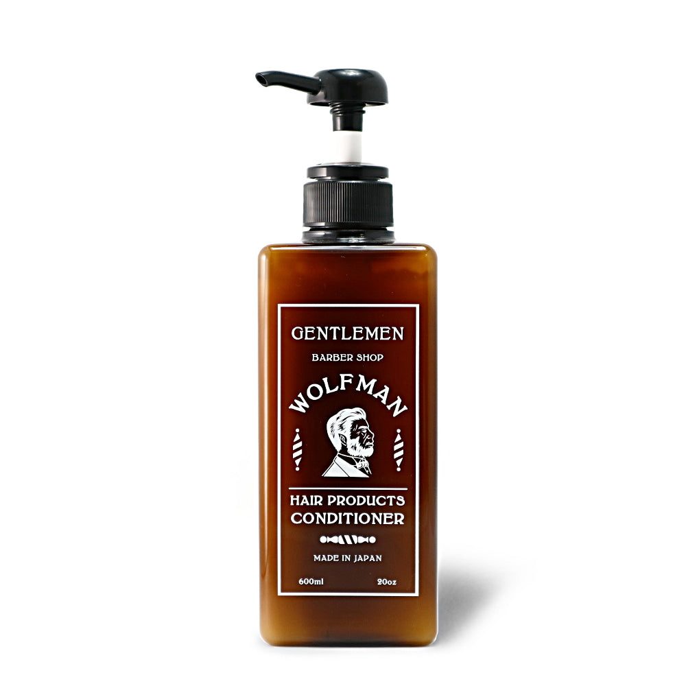WOLFMAN CONDITIONER/WOLFMAN BARBERSHOP(CONDITIONER)