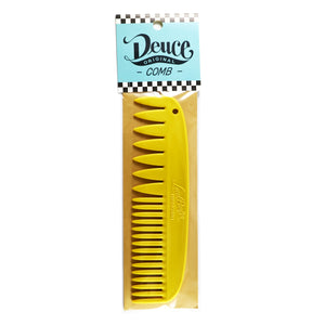 Deuce COMB YELLOW/Local Barber HIRAKAWA(COMB)