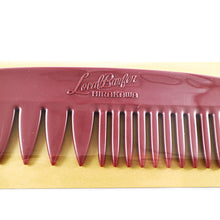 Load image into Gallery viewer, Deuce COMB BURGUNDY/Local Barber HIRAKAWA(COMB)