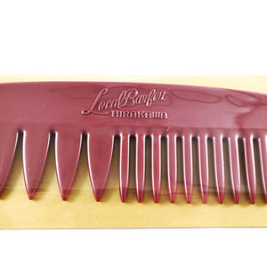 Deuce COMB BURGUNDY/Local Barber HIRAKAWA(COMB)
