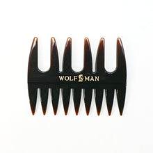 Load image into Gallery viewer, WOLFMAN ORIGINAL WAVE COMB/WOLFMAN BARBERSHOP(COMB)