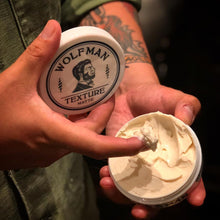 Load image into Gallery viewer, WOLFMAN TEXTURE MATTE/WOLFMAN BARBERSHOP(POMADE)